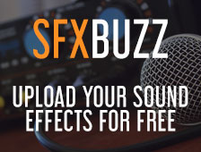 upload your sound effects